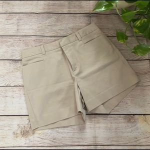 🌀The Limited | Stretch Khaki Shorts
